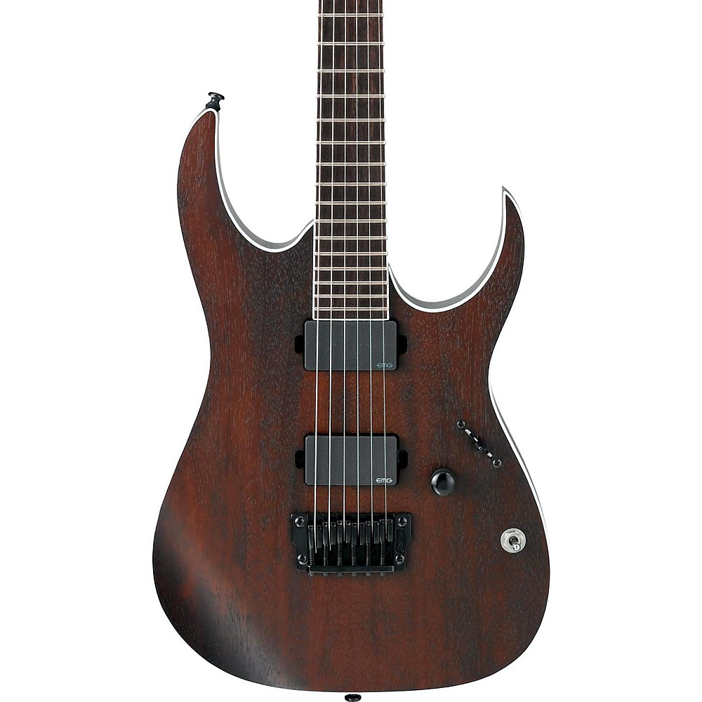 ibanez iron label rg series rgir20bfe fixed bridge electric guitar flat walnut. Black Bedroom Furniture Sets. Home Design Ideas