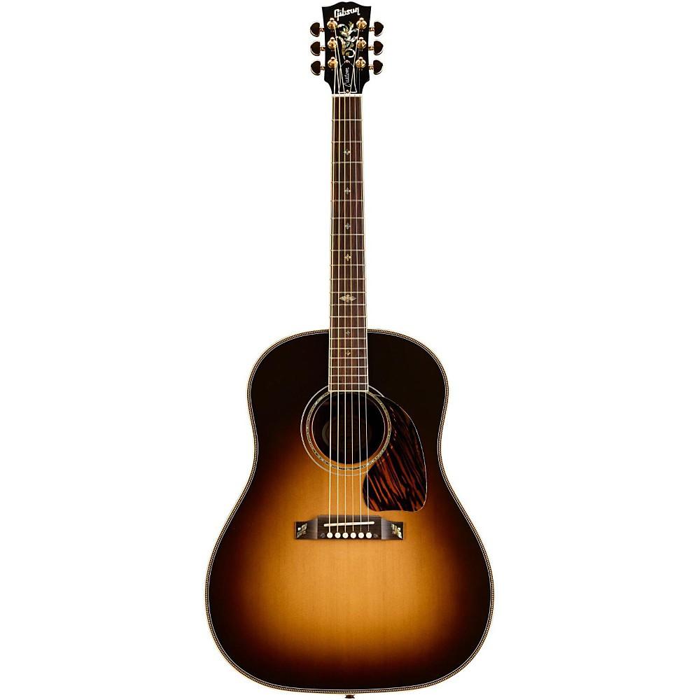 Vintage Sunburst Acoustic 84