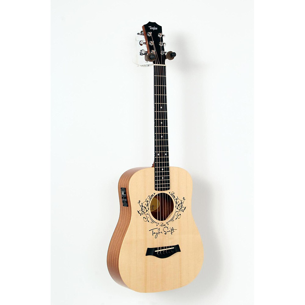 Taylor Guitars Taylor Swift Baby Taylor Acoustic-Electric Guitar Natural 888365547039