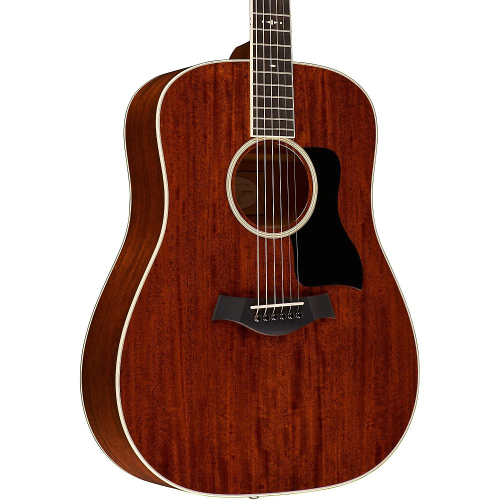 Taylor 520 Dreadnought Acoustic Guitar Medium Brown Stain