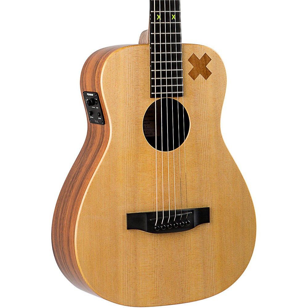 Martin Ed Sheeran X Signature Edition Acoustic-Electric Guitar Natural