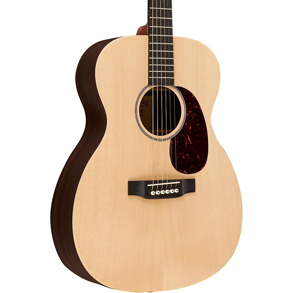 martin custom 000x1ae rosewood acoustic electric guitar natural ebay. Black Bedroom Furniture Sets. Home Design Ideas