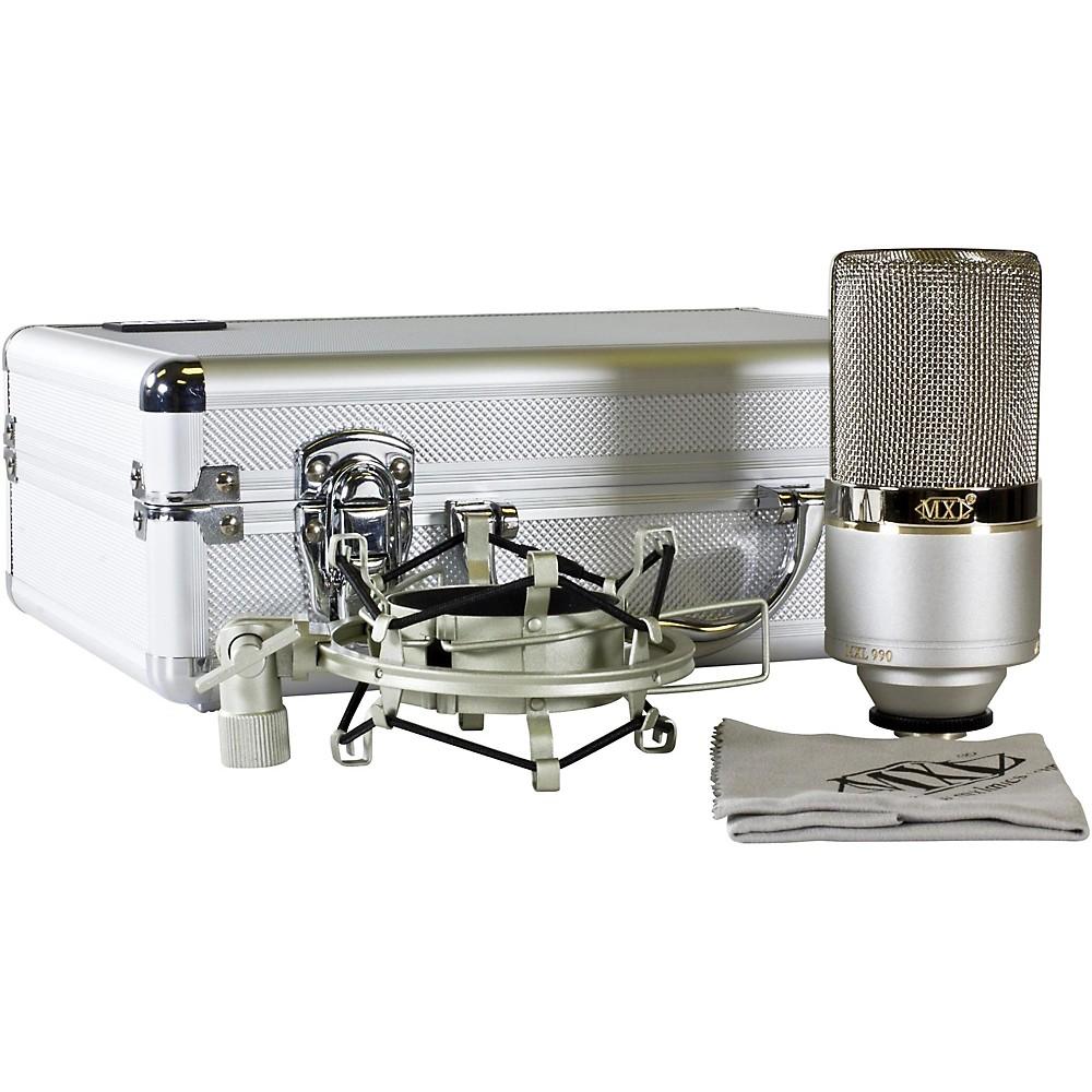 mxl heritage edition of the mxl 990 cardioid condenser mic ebay. Black Bedroom Furniture Sets. Home Design Ideas