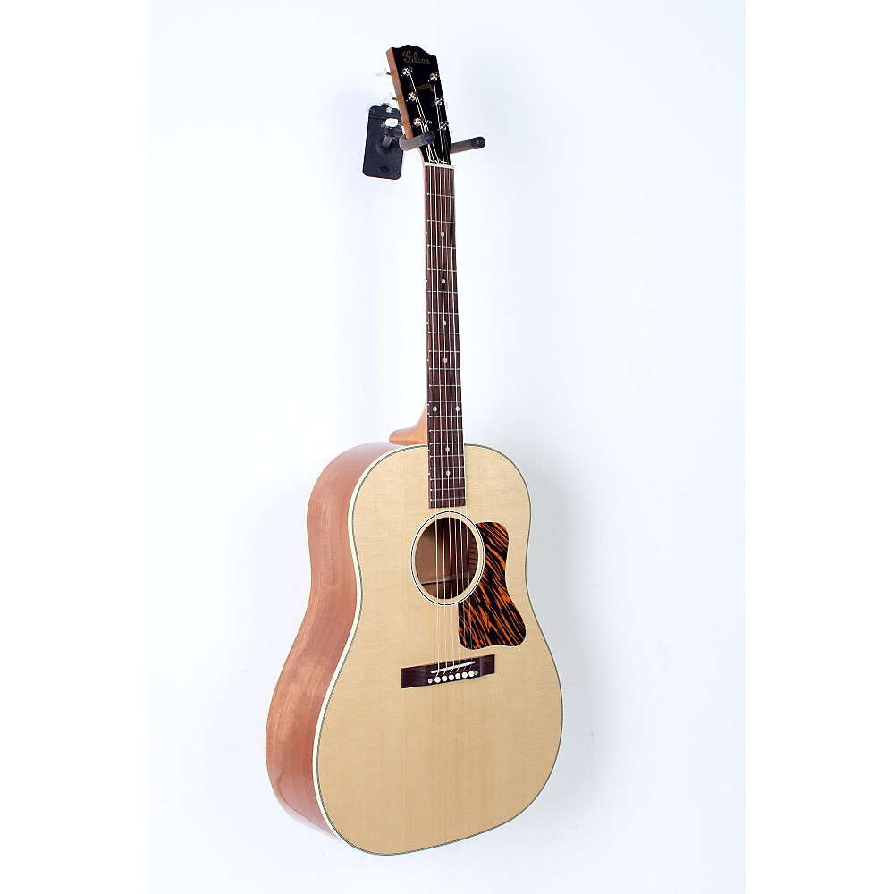 Gibson 2016 J-35 Slope Shoulder Dreadnought Acoustic-Electric Guitar Antique Natural 888365930657