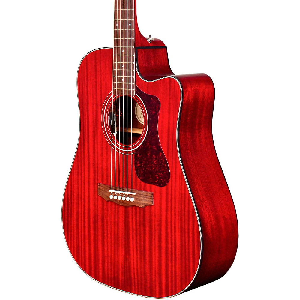 guild acoustic electric guitars for sale at guitar musician. Black Bedroom Furniture Sets. Home Design Ideas