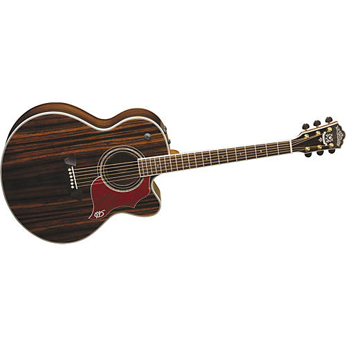 Washburn J27CEK Jumbo Cutaway Acoustic-Electric Guitar