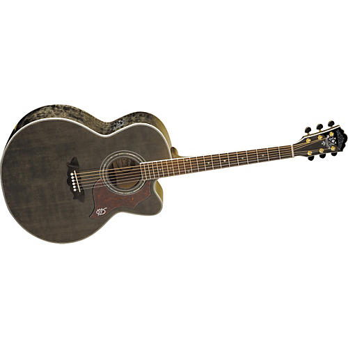 Washburn J28SCEDL Cumberland Jumbo Acoustic-Electric Guitar