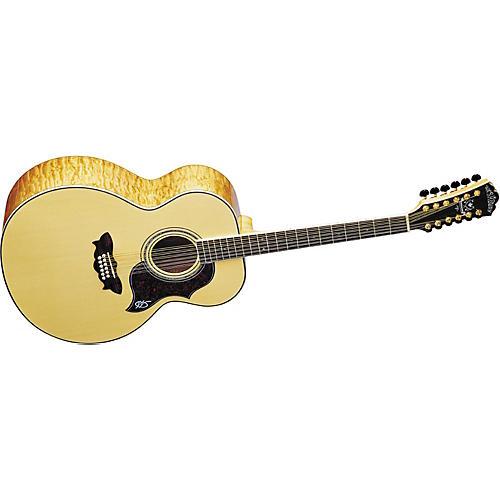 Washburn J28SDL 12-String Cumberland Maple Jumbo Acoustic Guitar-thumbnail