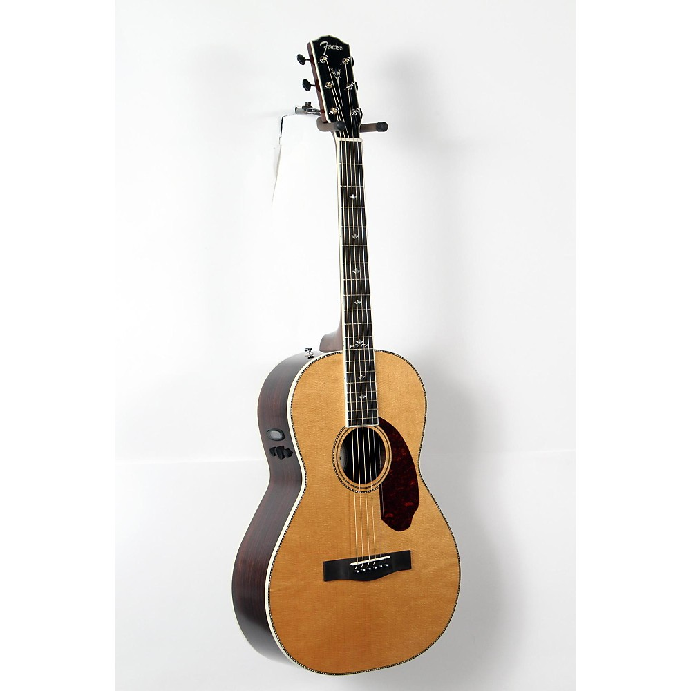 fender paramount series pm 2 deluxe parlor acoustic electric guitar 888365939865. Black Bedroom Furniture Sets. Home Design Ideas