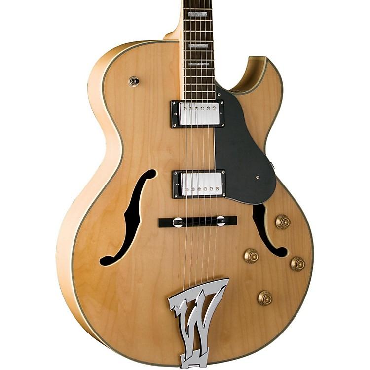 WashburnJ3 Jazz Florentine Cutaway Electric GuitarSunburst
