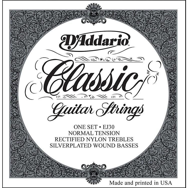 D'AddarioJ30 Rectified Classics Normal Tension Classical Guitar Strings