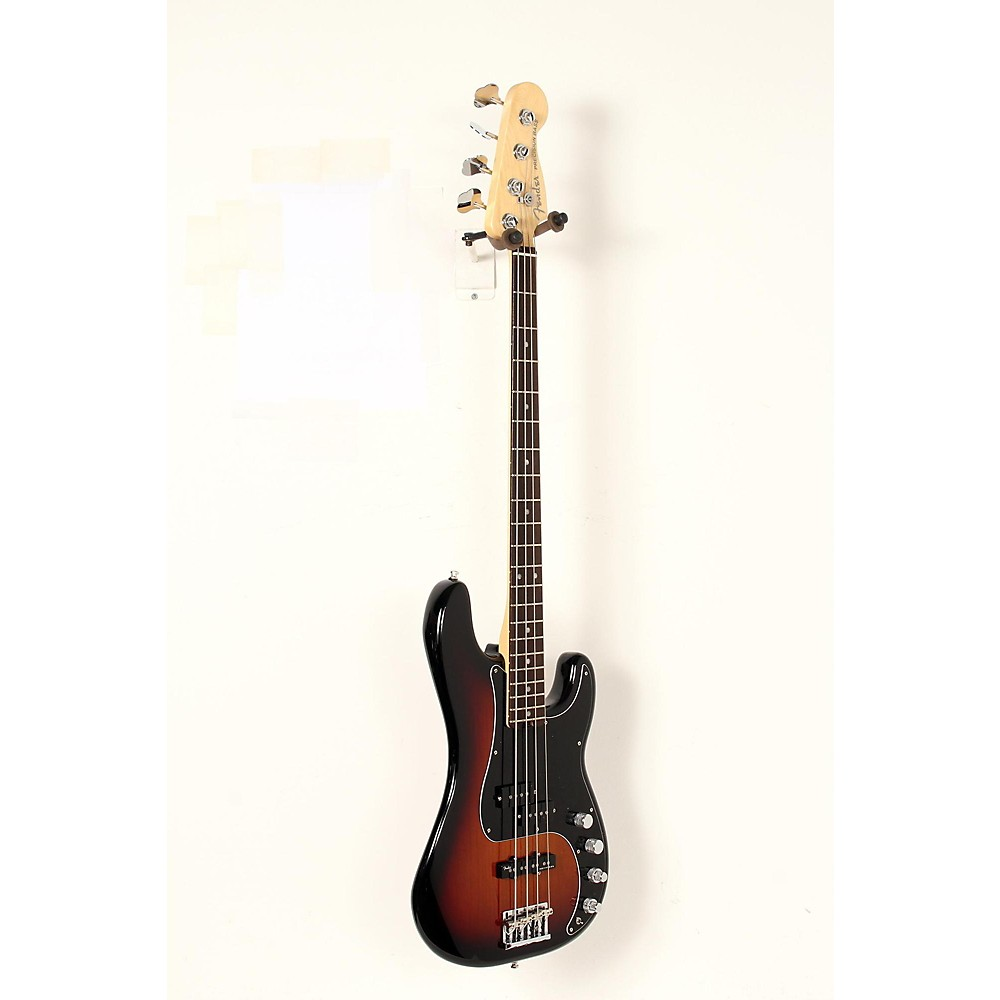 Used Fender American Elite Rosewood Fingerboard Precision Bass 3-Color Sunburst 190839033376 -  USED006008 0196900700