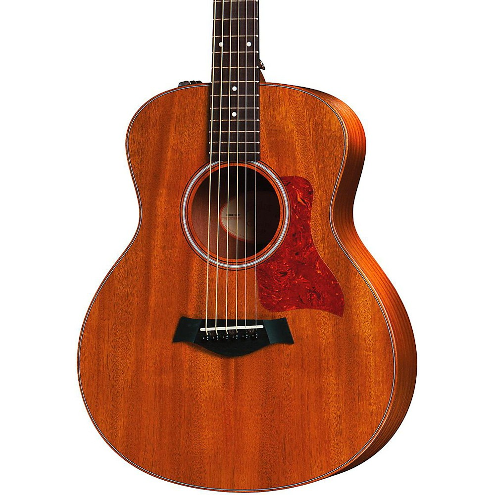 taylor gs mini mahogany acoustic electric guitar natural ebay. Black Bedroom Furniture Sets. Home Design Ideas