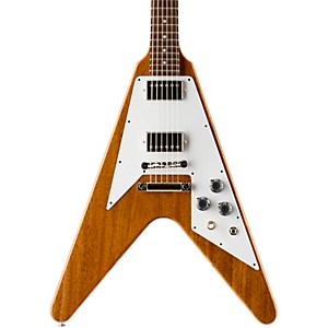 Gibson Custom 1967 Flying V Electric Guitar Antique White
