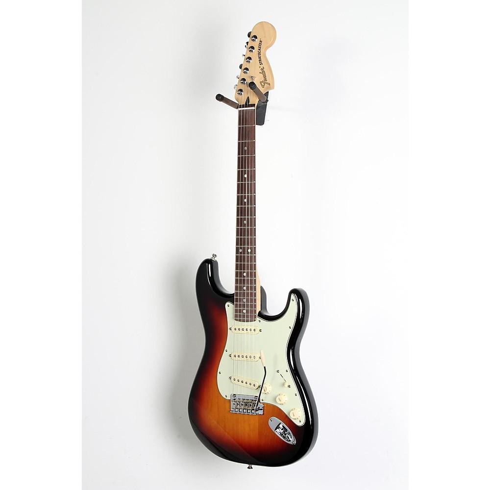 Used Fender Deluxe Roadhouse Rosewood Fingerboard Stratocaster 3-Color Sunburst 190839064585 -  USED005014 0147300300