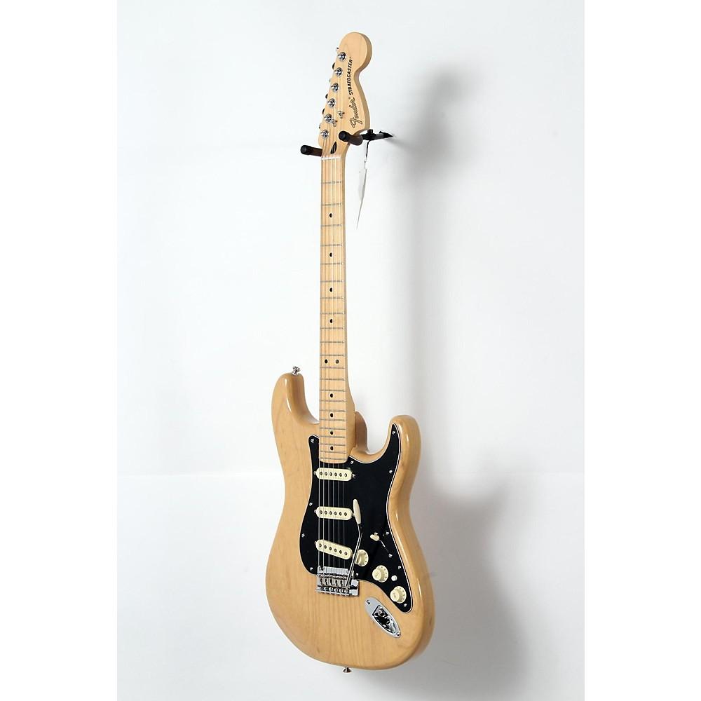 Used Fender Deluxe Stratocaster Maple Fingerboard Vintage Blonde 190839052704 -  USED005010 0147102307