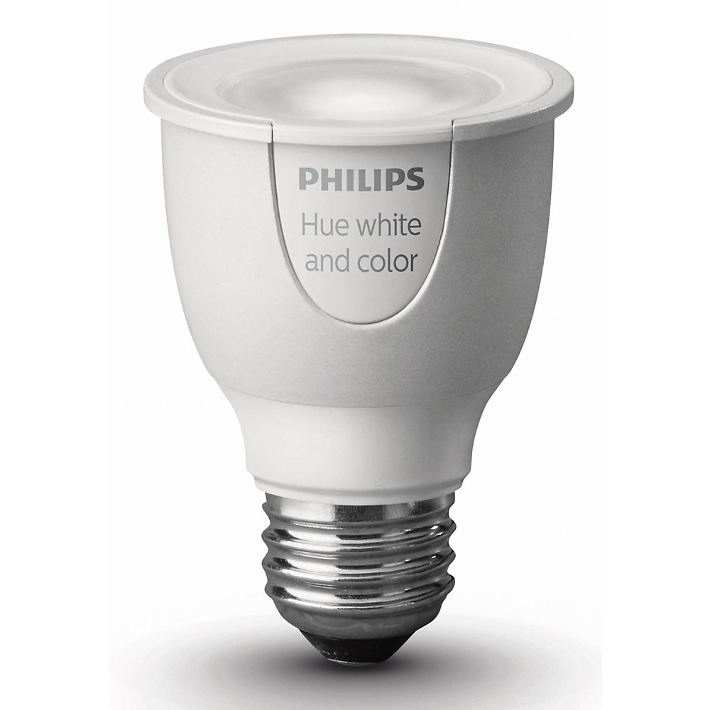 philips hue white and color ambiance single bulb par16 ebay. Black Bedroom Furniture Sets. Home Design Ideas