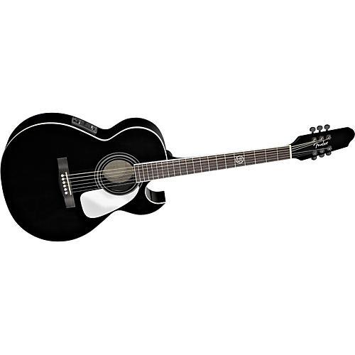 Fender J5 Signature Cutaway Acoustic-Electric Guitar