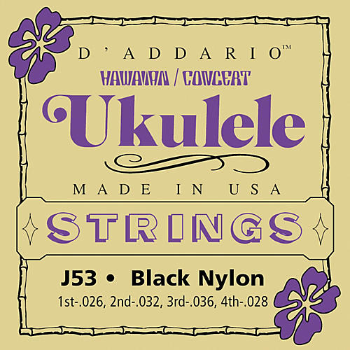 D'Addario J53 Strings
