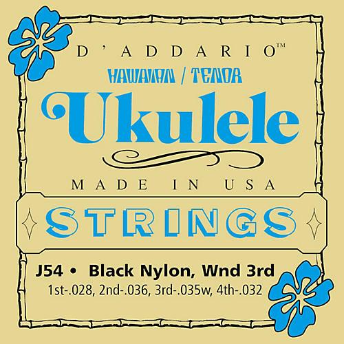 site1prod102200 102200 D'Addario J54 tenor Ukulele/Ha
