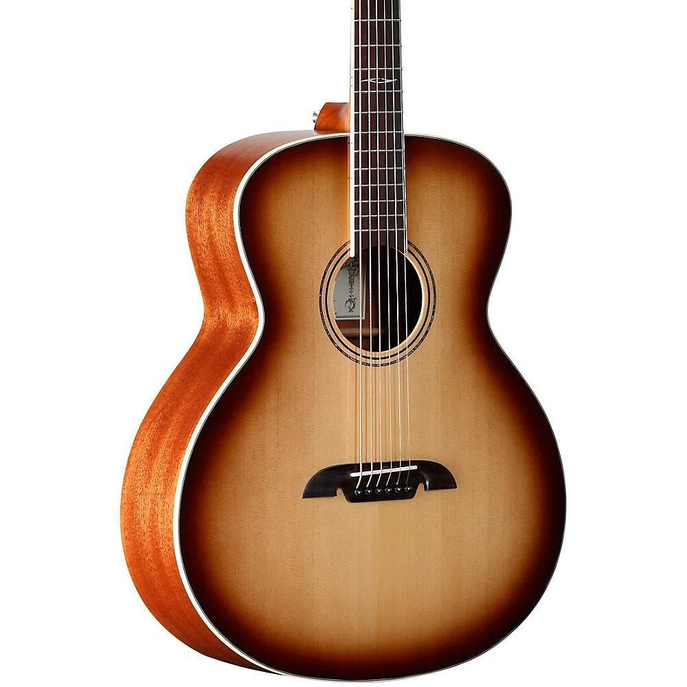 Alvarez Abt610eshb Baritone Acoustic-Electric Guitar Shadow Burst