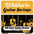 D'Addario J66 80/20 Tenor Guitar Strings  Thumbnail