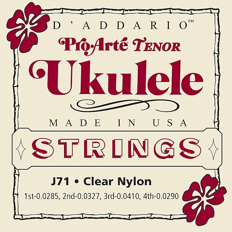D'AddarioJ71 Pro Arte Tenor Ukulele Strings