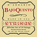 D'Addario J85 Phosphor Bronze Bajo Quinto String Set  Thumbnail
