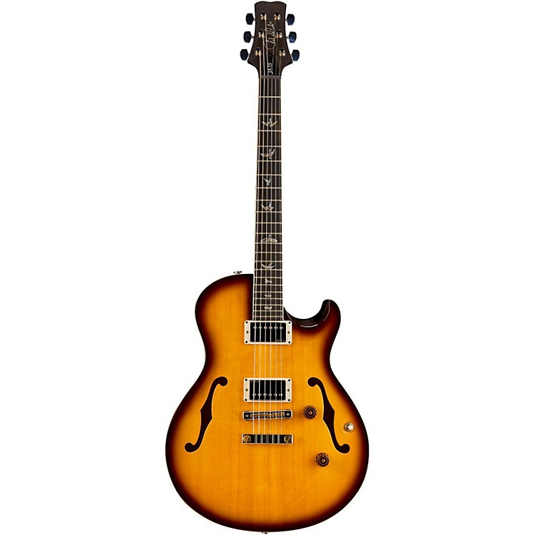 PRS JA-15 Electric Guitar McCarty Tobacco Sunburst Nickel Hardware