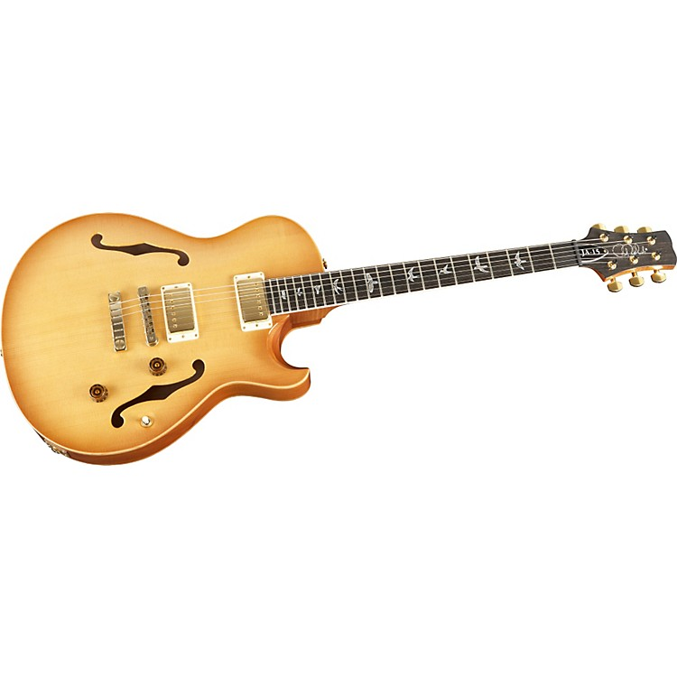 PRS JA-15 with Gold Hardware Hollowbody Electric Guitar