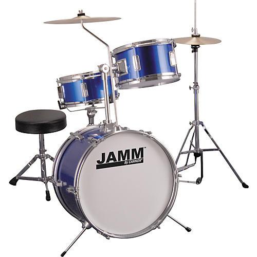 Cannon Percussion JAMM Jr. 3-Piece Drum Set-thumbnail