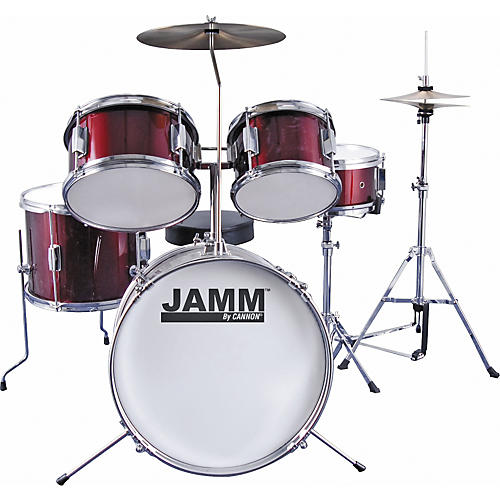 Cannon Percussion JAMM Jr. 5-Piece Drum Set-thumbnail