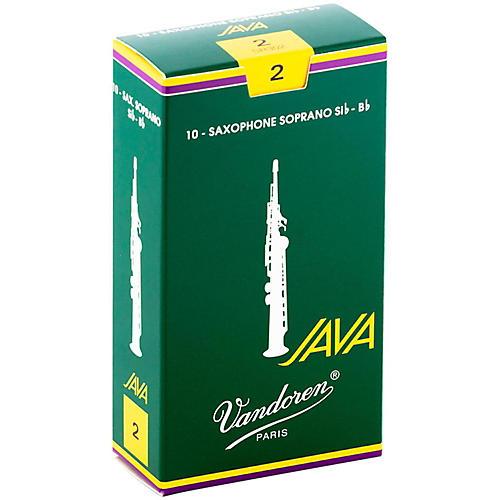 Vandoren Java Soprano Saxophone Reeds