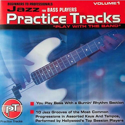Practice Tracks JAZZ BASS CD