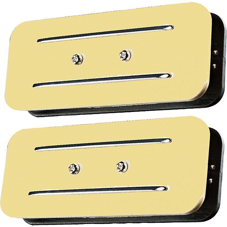 Joe Barden Pickups JBE Soapbar Pickup Set Black