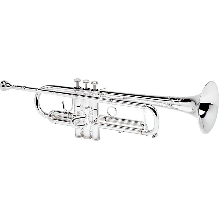 B&SJBX-GL Challenger II Bb TrumpetSilverReverse Leadpipe