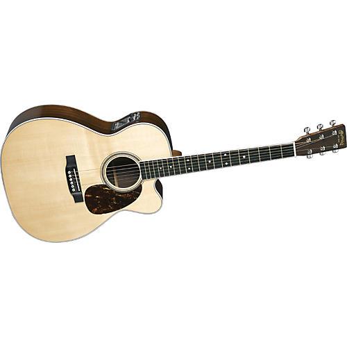 Martin JC-16RGTE Aura Jumbo Cutaway Acoustic-Electric Guitar-thumbnail
