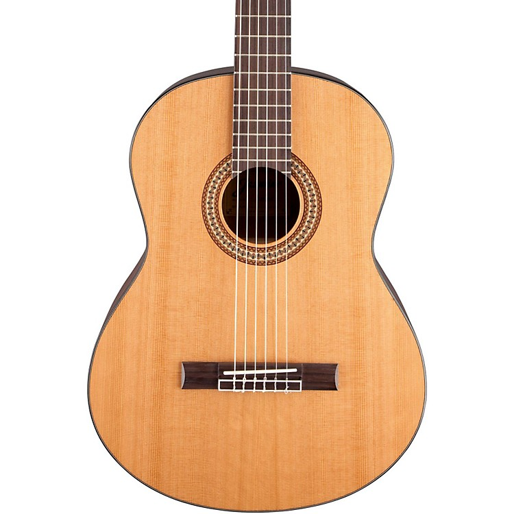 Jasmine JC-27 Solid Top Classical Guitar Natural