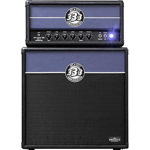 Jet City Amplification JCA20H and JCA12S Half-Stack