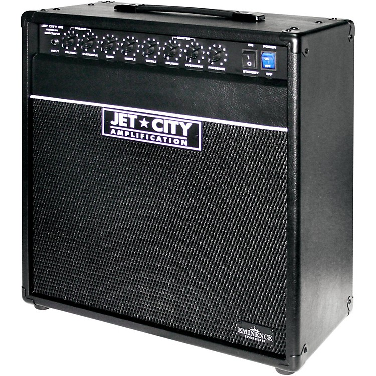 Jet City Amplification JCA2212C 20W 1x12 Tube Guitar Combo Amp Black/Blue