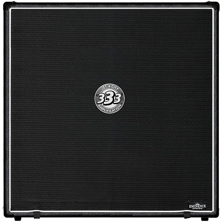 Jet City AmplificationJCA48S 4x12 Guitar Speaker Cabinet 400WBlack/BlueStraight