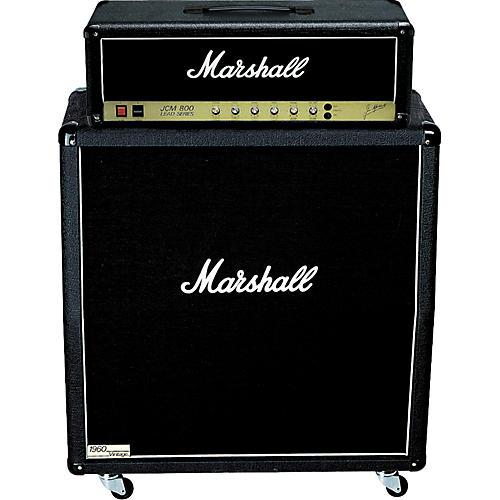 Marshall JCM 800 Head and 1960AV Cab Half-Stack Package