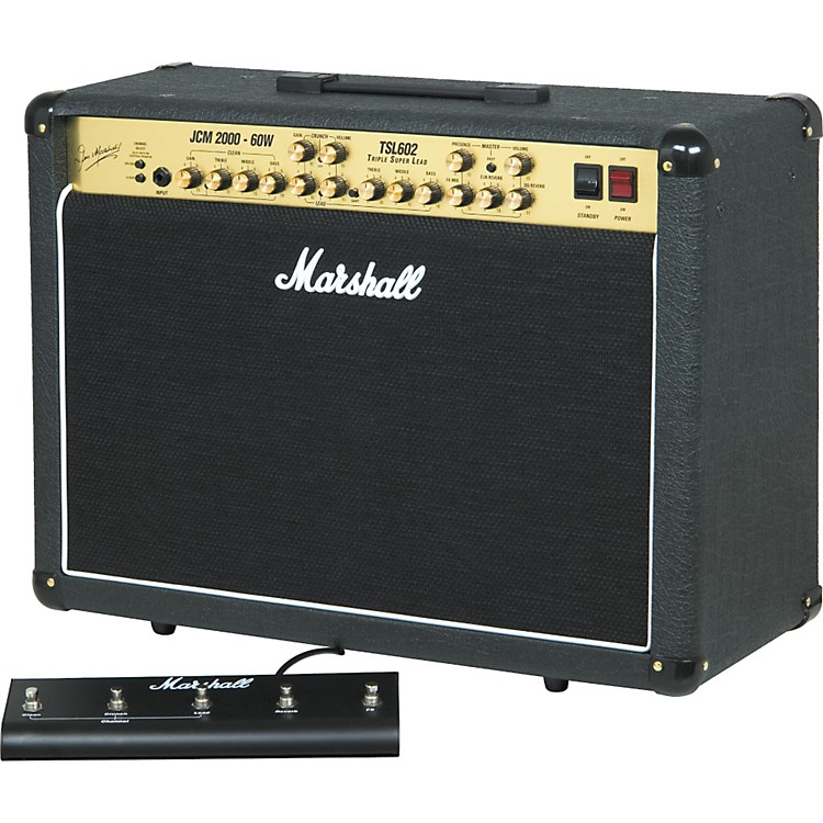 MarshallJCM2000 TSL602 Combo Amp