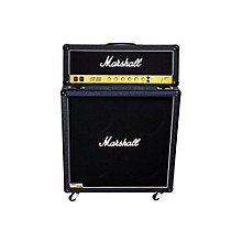 Marshall JCM800 2203 Vintage Series 100W Guitar Tube Head with 1960BV 280W 4x12 Cab Straight