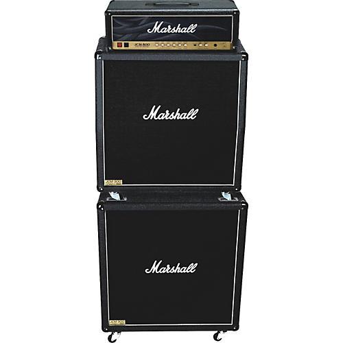 Marshall JCM800 2203KK, 1960AC, and 1960BC Full Stack
