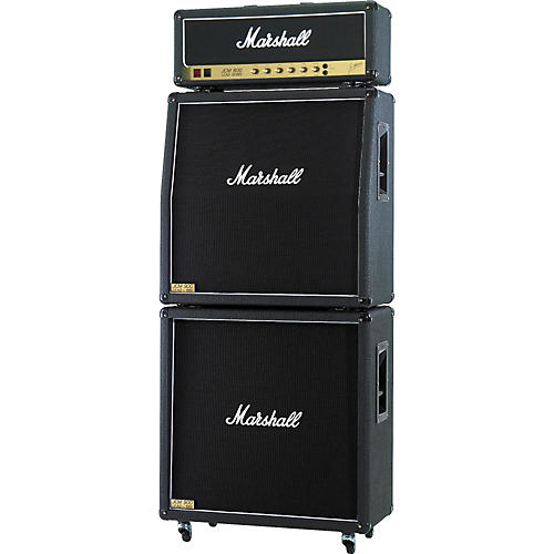 Marshall JCM800 2203X, 1960AC, and 1960BC Full Stack
