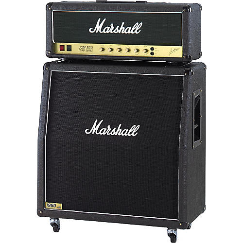 Marshall JCM800 2203X Vintage and 1960A Half Stack