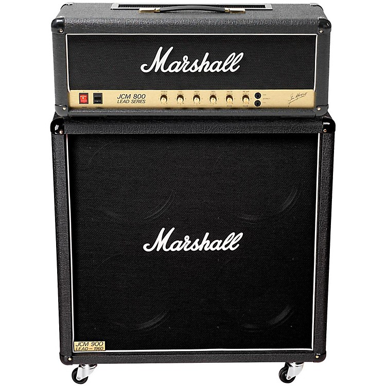 Marshall JCM800 2203X Vintage and 1960A Half Stack Straight