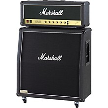 Marshall JCM800 2203X Vintage and 1960AV Half Stack Angled