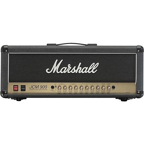 Marshall JCM900 4100 100W Dual Reverb Guitar Amp Head-thumbnail